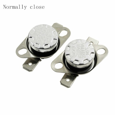 KSD301 NORMAL OPEN 10A 75°C Thermostat Temperature Control Switch
