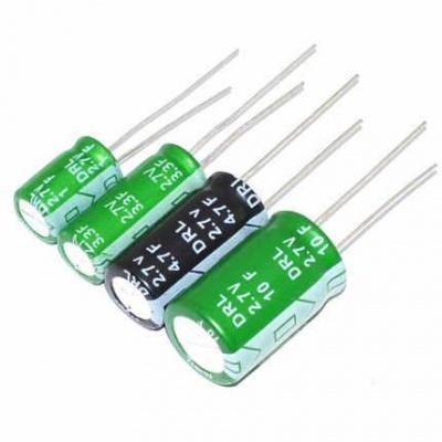 33UF 50V 5*12 Electrolyte Capacitors