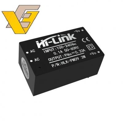 HLK-PM09 Ultra-compact AC DC power module 3W 9V HLK-PM09