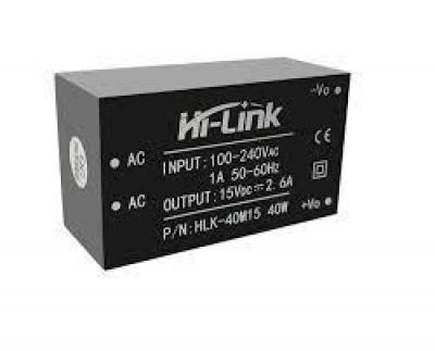 HLK-40M15 Ultra-compact AC DC power module 40W 15V