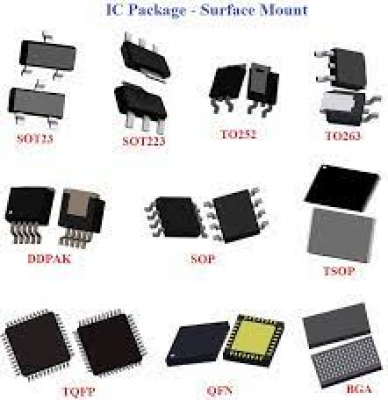 INTEGRATED CIRCUITS SMD PACKAGE